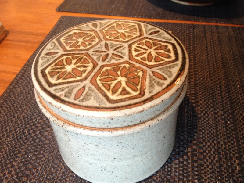 Bill Brown, Rosebank Pottery & Monyroads, Aberdeen Img_0611