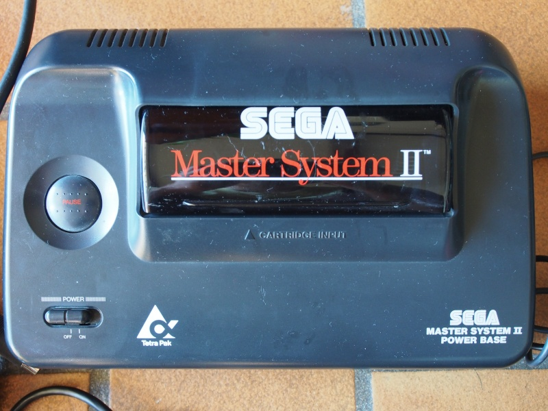 Sega vintage: Megadrive, Mastersystem,Saturn et jeux Pb081111
