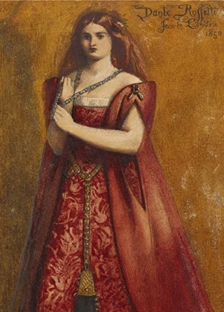 Lizzie Siddal : The tragedy of a Pre-Raphaelite supermodel de Lucinda Hawksley 71dt-a10