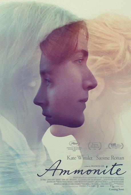 Ammonite, avec Kate Winslet et Saoirse Ronan Ammoni10