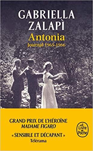 Antonia. Journal 1965-1966 de Gabriella Zalapì Antoni10