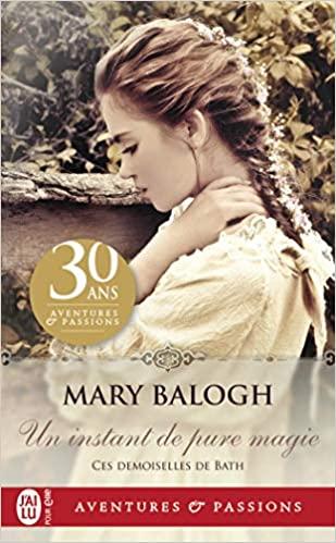 Un instant de pure magie de Mary Balogh (Ces demoiselles de Bath #3)  Bath_b10