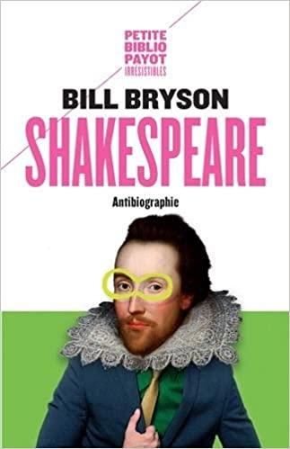 Shakespeare de Bill Bryson Bill_b10