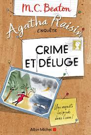 Crime et déluge de M.C. Beaton (Agatha Raisin # 12)  Crime_10