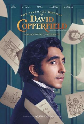The personnal history of David Copperfield de Armando Iannucci (2020) David-10