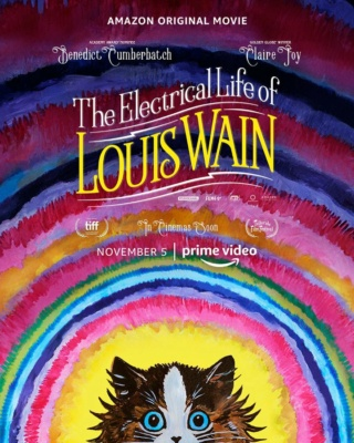 The Electrical Life of Louis Wain (avec Benedict Cumberbatch et Claire Foy) E-733n10
