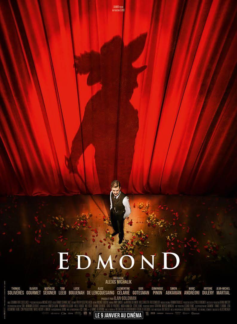 Edmond d'Alexis Michalik (le film)  Edmond10