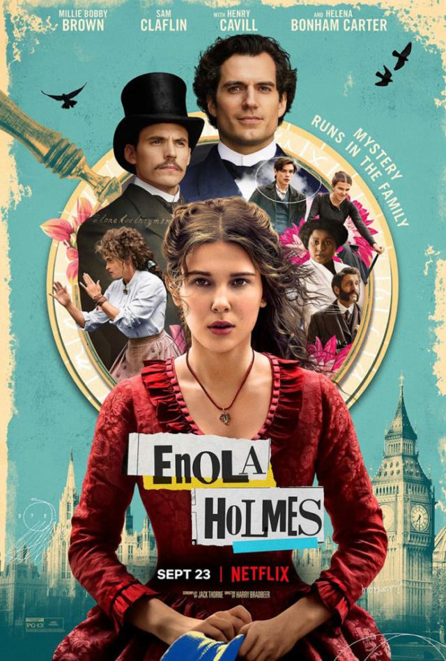 Enola Holmes (Netflix) - Page 2 Enola-11