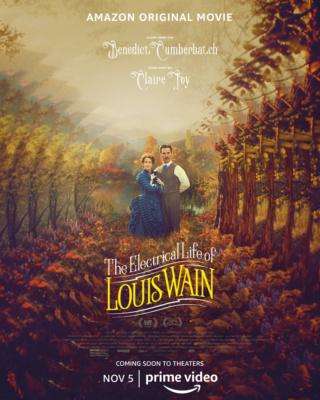 The Electrical Life of Louis Wain (avec Benedict Cumberbatch et Claire Foy) Fbbx2q10