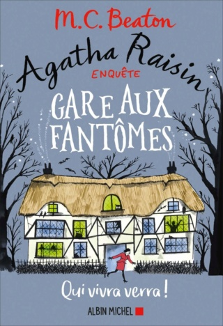 Gare aux fantômes de M.C. Beaton (Agatha Raisin # 14)  Gare_a12