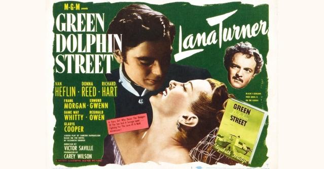 Green Dolphin Street de Victor Saville, adaptation d'Elizabeth Goudge (1947) Green-11