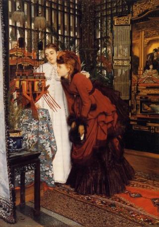 James Tissot au musée d'Orsay (mars-septembre 2020) James_10