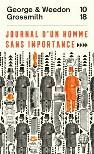 Journal d'un homme sans importance (The Diary of a Nobody) de George & Weedon Grossmith Journa10