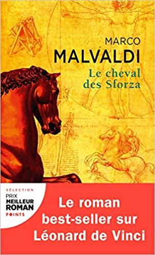 Le cheval des Sforza de Marco Malvaldi  Le_che10