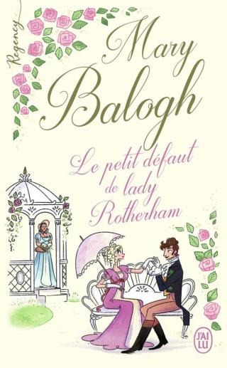 Le petit défaut de Lady Rotherham de Mary Balogh  Le_pet10