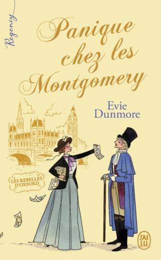 Panique chez les Montgomery d'Evie Dunmore (Tome 1) Paniqu10