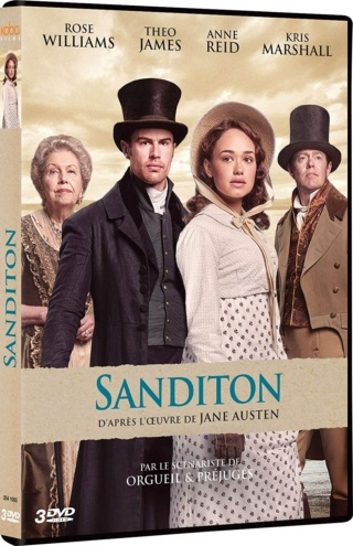 Sanditon ITV 2019 - Page 3 Sandit10