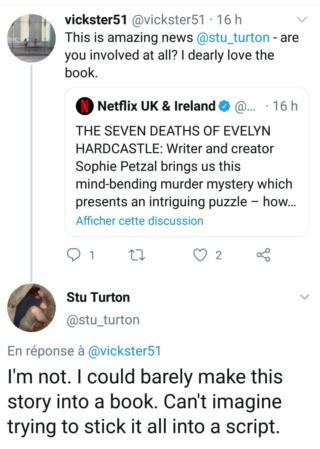 The seven deaths of Evelyn Hardcastle (Netflix) Screen10