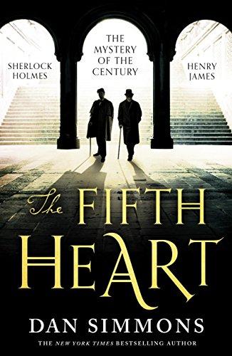 Le cinquième coeur (The fifth heart) de Dan Simmons, une enquête avec Henry James et...Sherlock Holmes  The_fi10