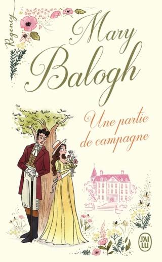 Une partie de campagne de Mary Balogh Une_pa10
