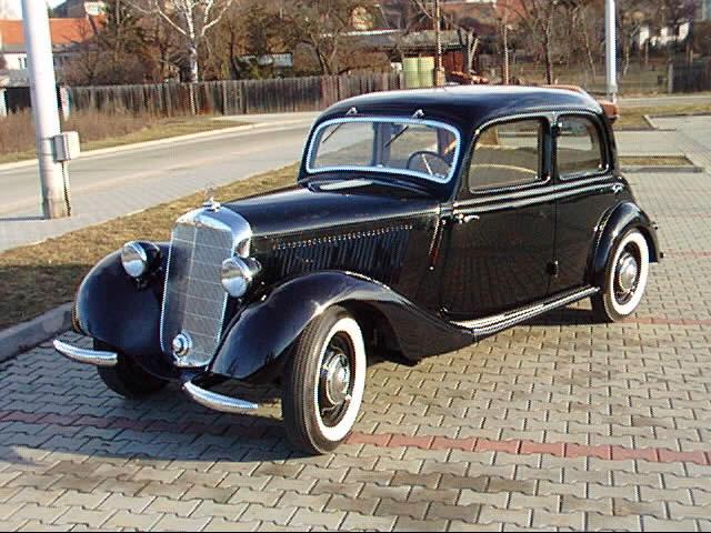 Les Mercedes des années 30/40 - Page 2 374-mb16