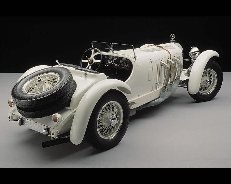 Les Mercedes des années 30/40 - Page 2 Merced13