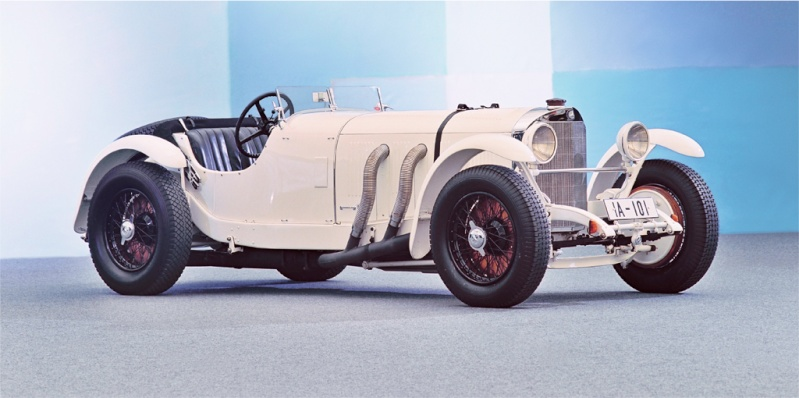 Les Mercedes des années 30/40 - Page 2 Ssk-ko11