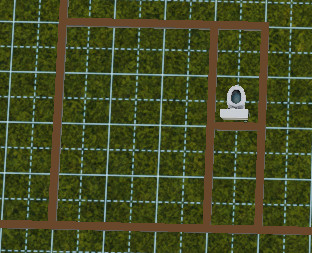 [Débutant] Construire une maison simple à partir d'un plan 1122