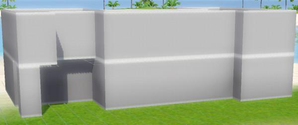 [Sims3]-Débutant- Atelier construction moderne.  128