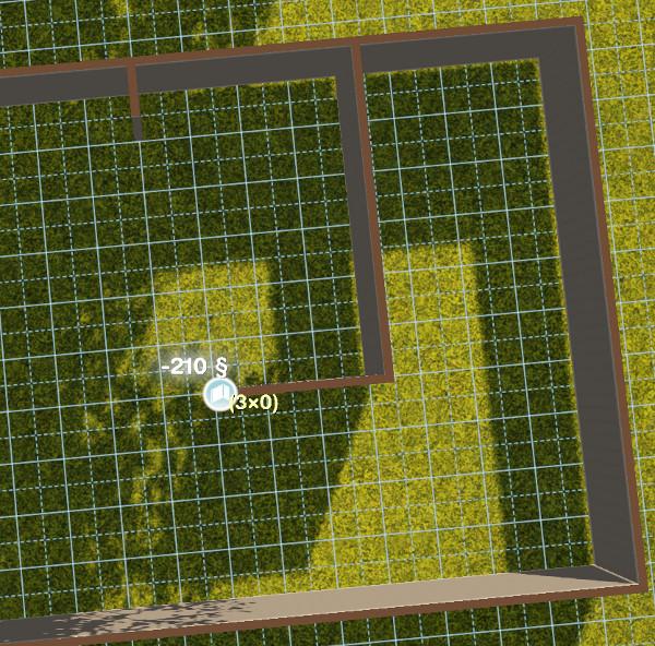 [Débutant] Construire une maison simple à partir d'un plan 1517