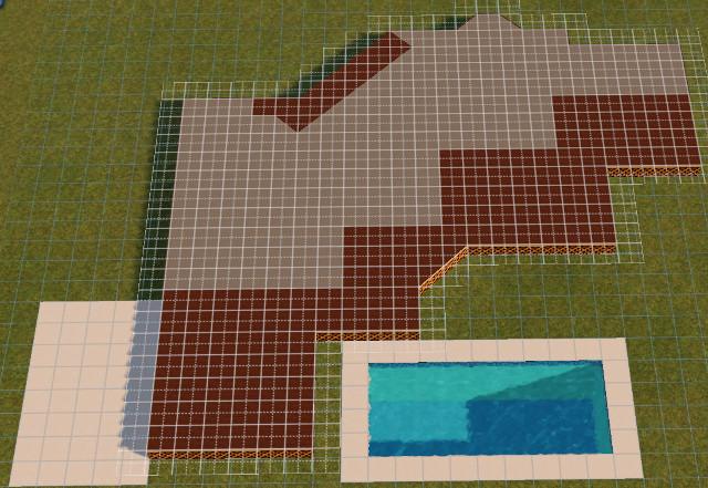 [Apprenti] Construire une maison un peu plus compliquée à partir d'un plan   1518