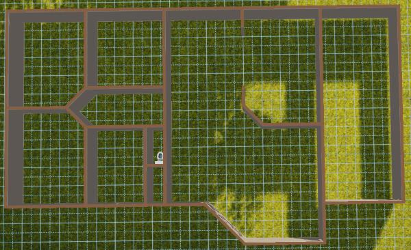 [Débutant] Construire une maison simple à partir d'un plan 1617