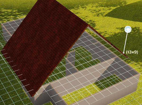 [Débutant] Construire une maison simple à partir d'un plan 2012