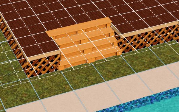 [Apprenti] Construire une maison un peu plus compliquée à partir d'un plan   2013
