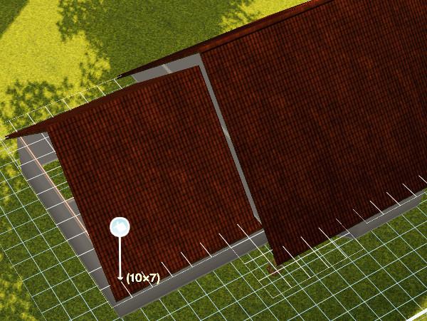 [Débutant] Construire une maison simple à partir d'un plan 2214