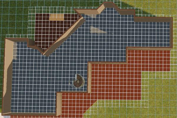 [Apprenti] Construire une maison un peu plus compliquée à partir d'un plan   2313