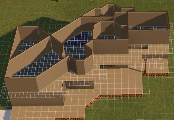 [Apprenti] Construire une maison un peu plus compliquée à partir d'un plan   2712