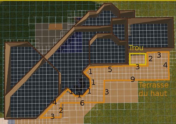 [Apprenti] Construire une maison un peu plus compliquée à partir d'un plan   2811