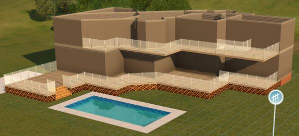 [Apprenti] Construire une maison un peu plus compliquée à partir d'un plan   3313