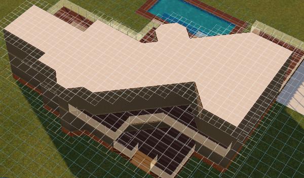 [Apprenti] Construire une maison un peu plus compliquée à partir d'un plan   3412