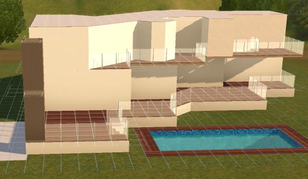 [Apprenti] Construire une maison un peu plus compliquée à partir d'un plan   3712