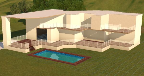 [Apprenti] Construire une maison un peu plus compliquée à partir d'un plan   4110