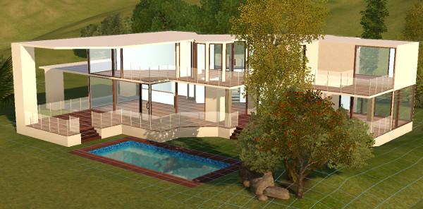 [Apprenti] Construire une maison un peu plus compliquée à partir d'un plan   4511