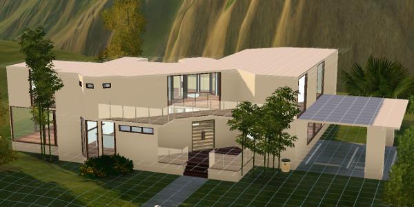 [Apprenti] Construire une maison un peu plus compliquée à partir d'un plan   4611