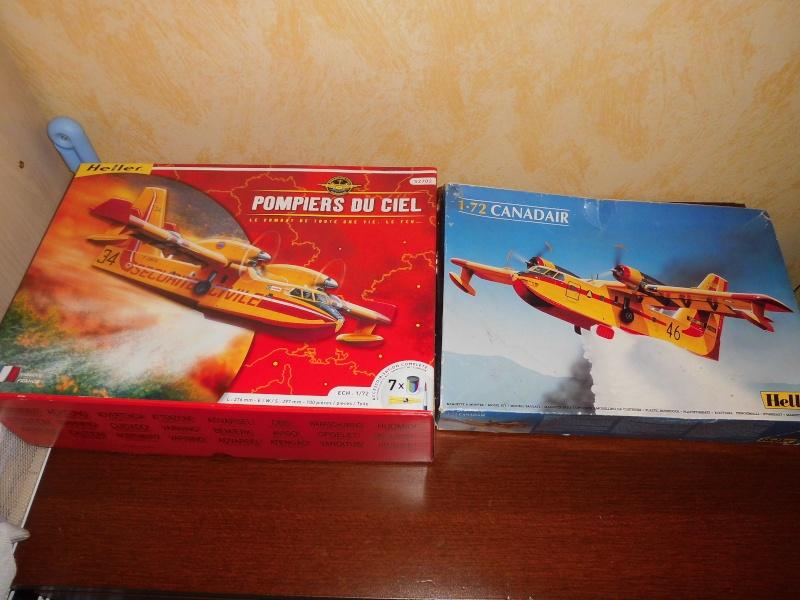 canadair CL215 et CL415 pompier du ciel Canada10