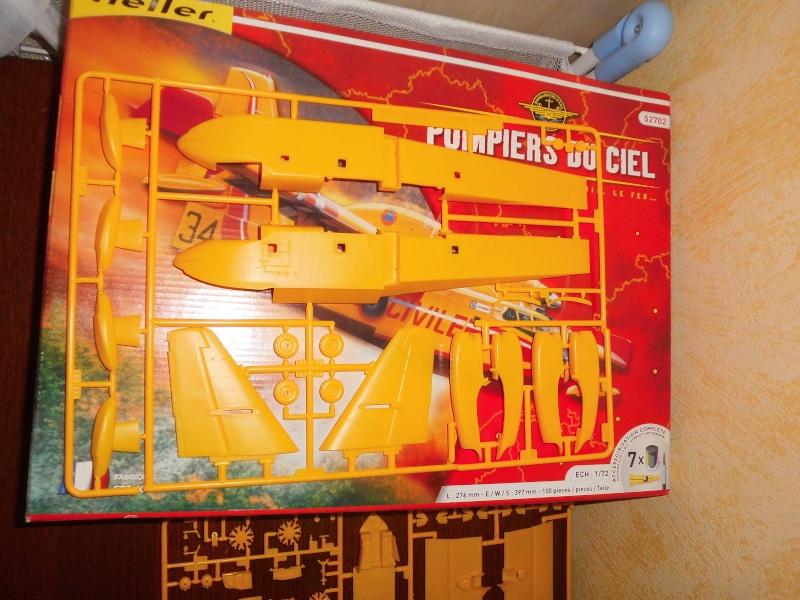 canadair CL215 et CL415 pompier du ciel Canada16