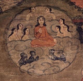 Amitābha: Le Grand Soutra de la Vie Infinie  Machik10