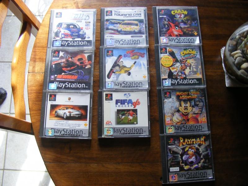 [VDS/ECH]PS1 - PS2 - MS2 - mini consoles - et autres - revue  et don  Ps110