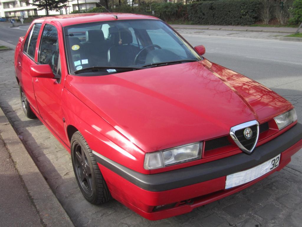 Alfa 155 2 L TS  16S Sport Pack Img_2211