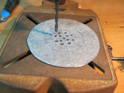 Drum brake forge 2013-016